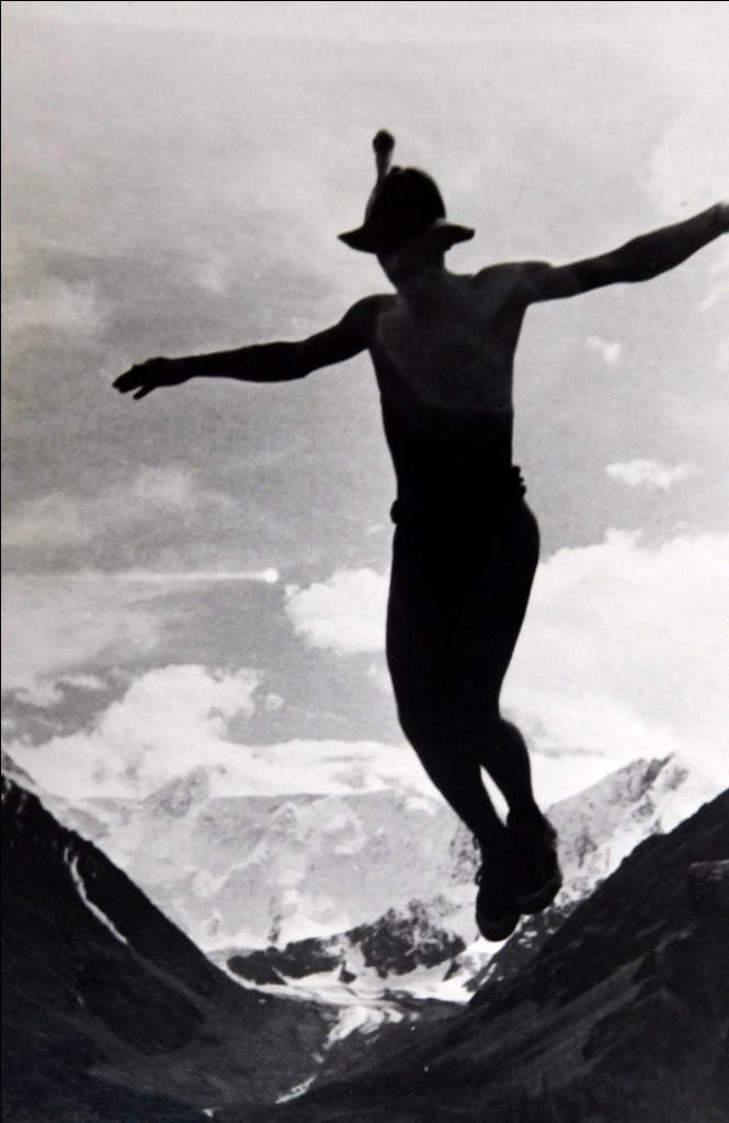 Тибо-Бриньоль парит в воздухе? Фото: Гугл.