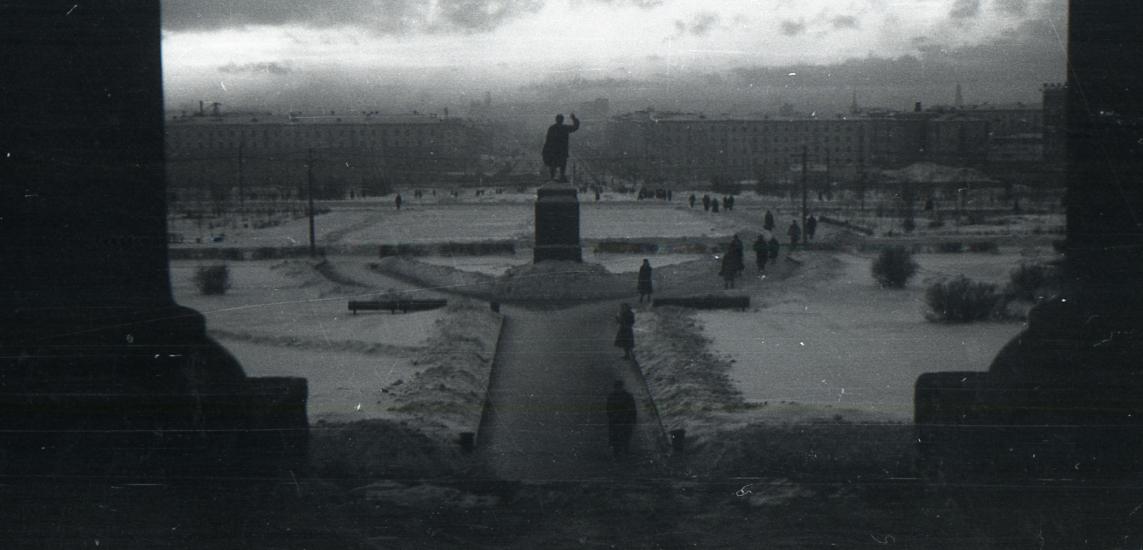 """Город Серов, я так понимаю, где-то в районе привокзальной площади. Фото: """"Комсомольская правда""""."""