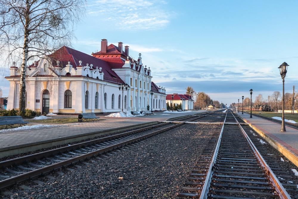 Поречье — уютный городок неподалеку от Гродно. Фото: Гугл.