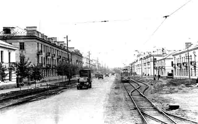 Город Серов еще вчера. Фото: Гугл.