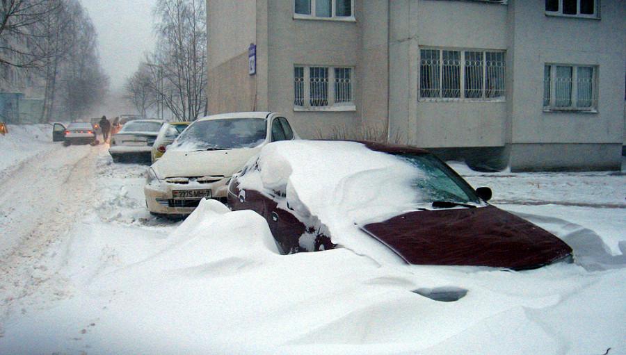 15 сакавіка 2013. Менск, Каліноўскага.
