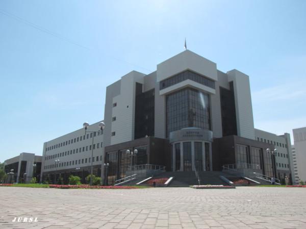 Это же здание на июль 2014 г.