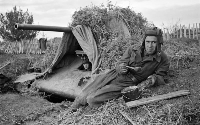 Сталинград. Осень 1942