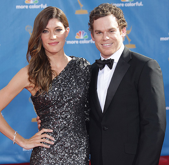 Dexter dating co-star