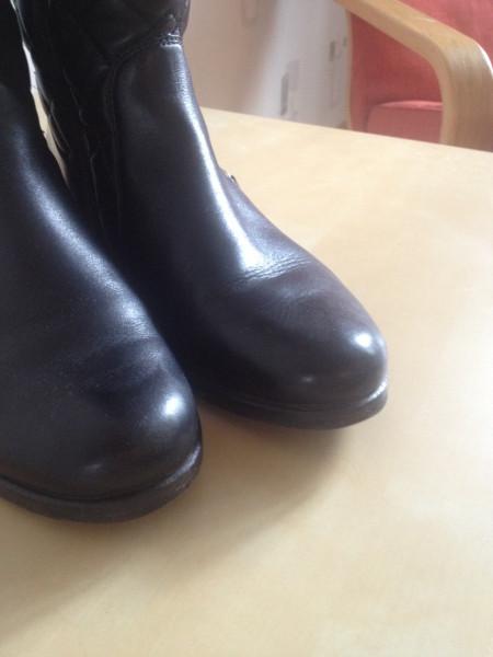 Как разносить туфли если маловаты