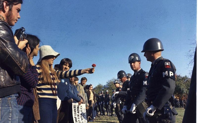 vietnam-demonstrator-flower-mp-l