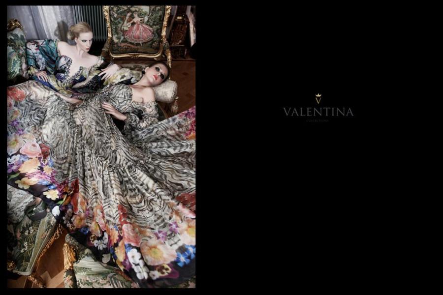 Valentina ad compaign