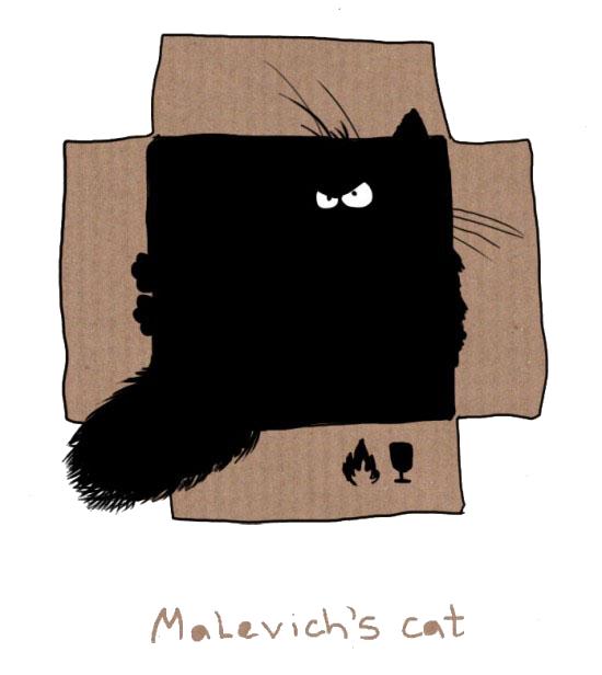 MalevichCat копия
