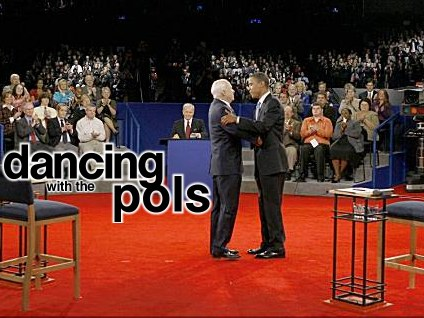 dancing with the pols