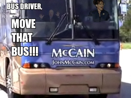 BUS DRIVER, MOVE THAT BUS!!!