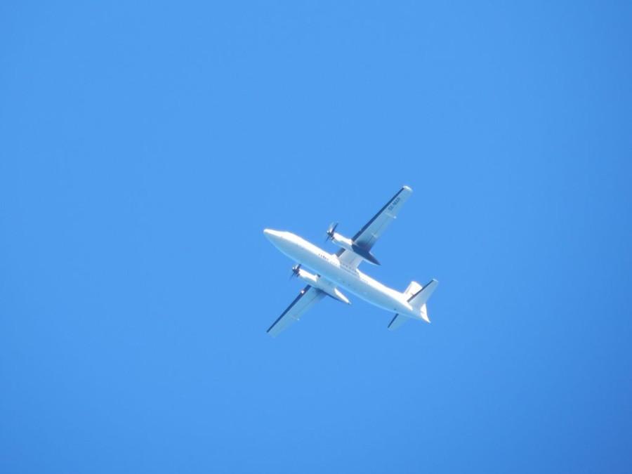 Fokker 50 Minoan Air