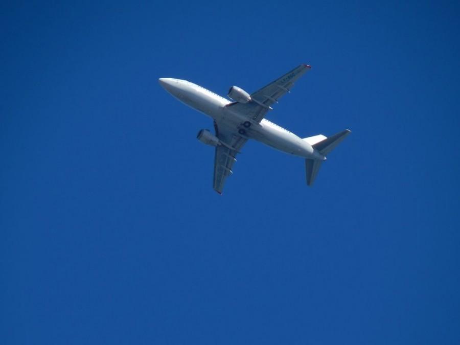 Boeing 737 Grand Cru Airlines