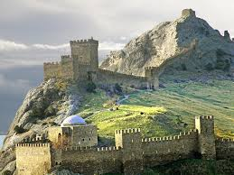 Судак крепость