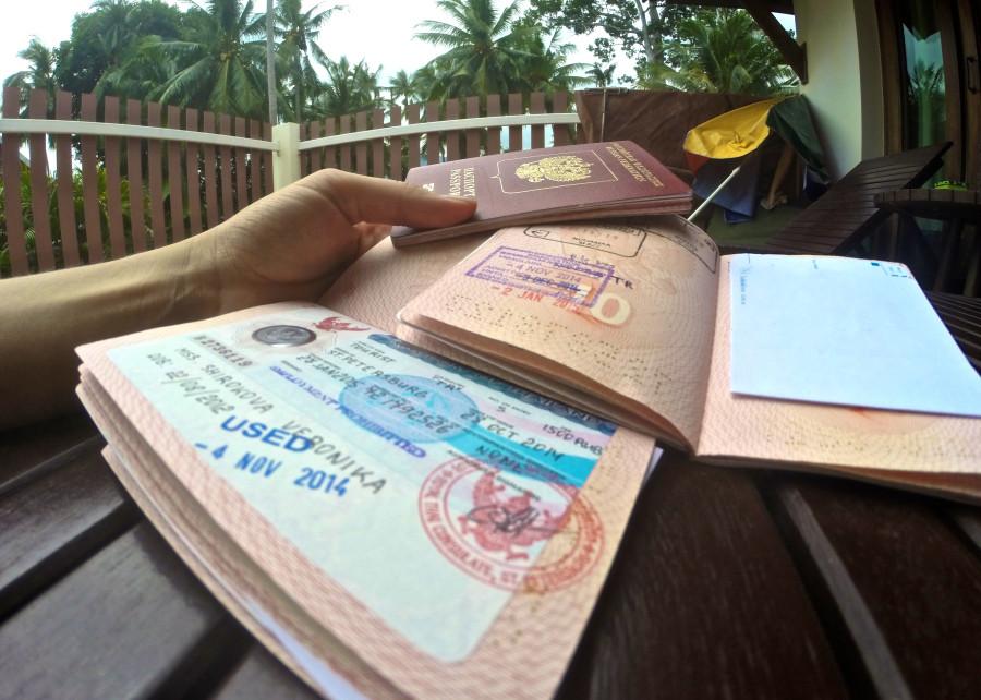 Австралия как сделать визу