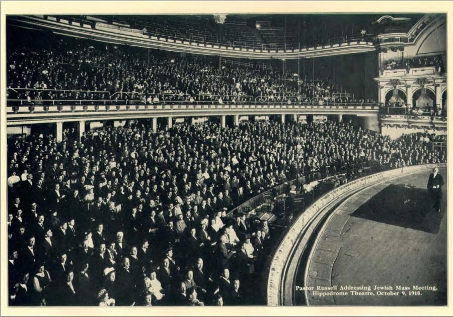 11_Из Сув Сборника 1910 Еврейская встреча и Рассел