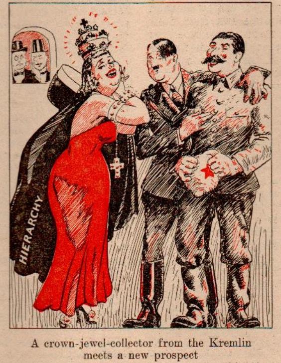 29_Гитлер_Сталин_Утешение_1, Утешение, ноябрь 1939