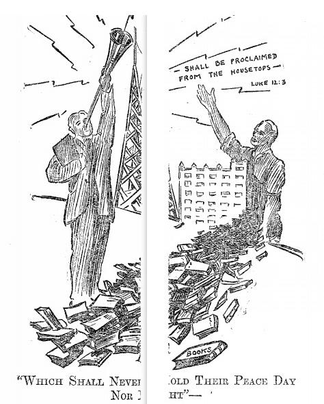 Из журнала Золотой Век 1940 г. Апрель