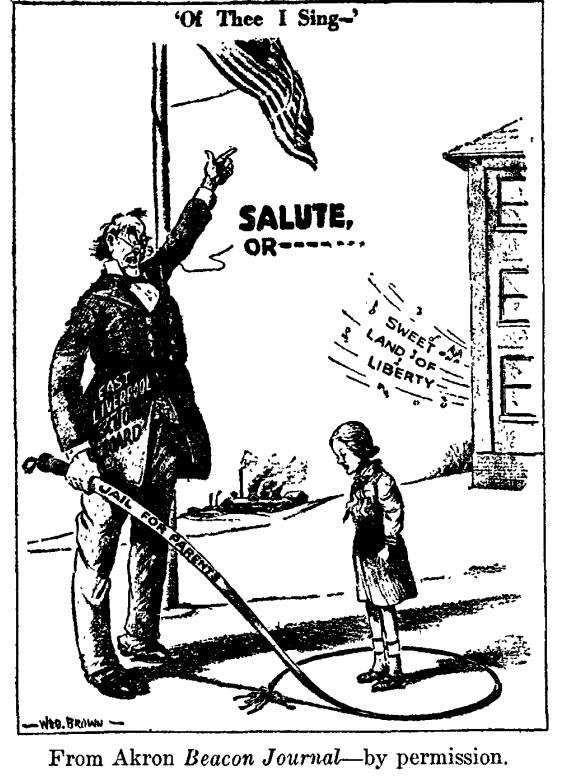 Зол Век 1936 Февраль_9 (Флаг)