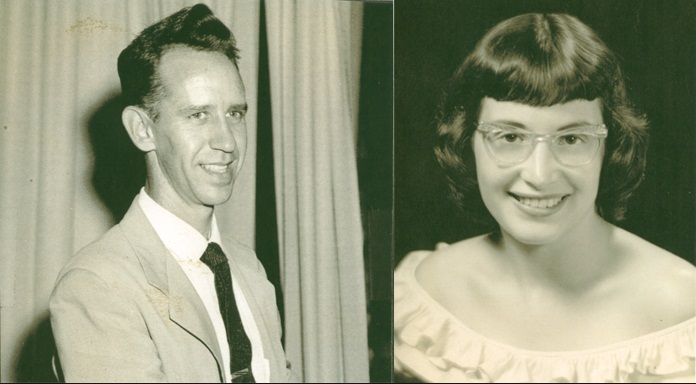 Raymond Franz (As a young missionary in Puerto Rico, 1950s) and Cynthia Franz_2
