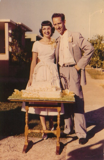 Raymond Franz (As a young missionary in Puerto Rico, 1950s) and Cynthia Franz_3