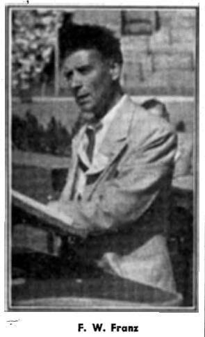 Фредерик Френц_1951 год