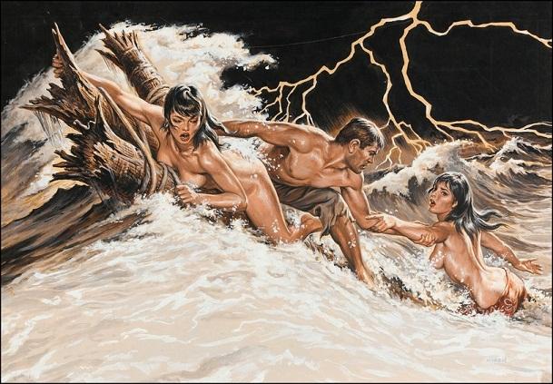 Потоп-art