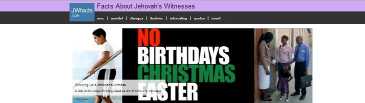 Сайт JWFACTS.COM