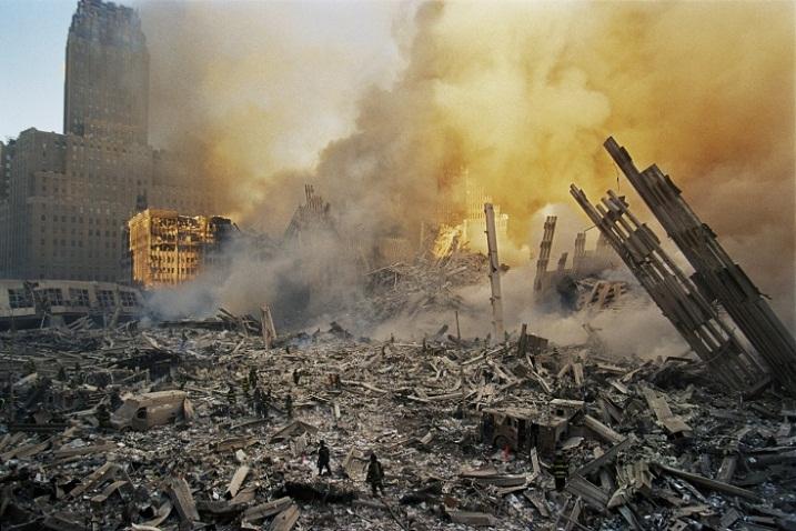 6_Обрушение башен в Нью-Йорке