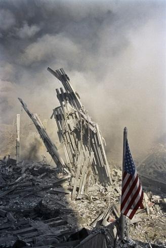 10_Обрушение башен в Нью-Йорке