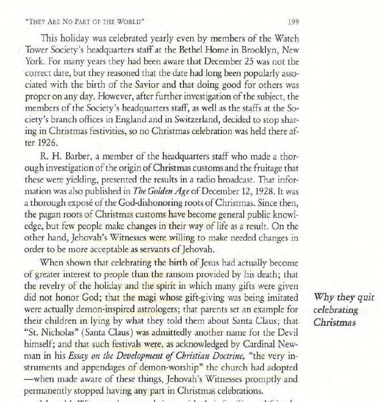 Возвещатели (стр.199 про Санта-Клауса и дьявола, англ)