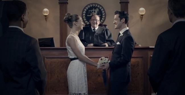 Свадьба Зака и Меган