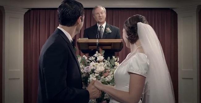 Свадьба Джона и Элизабет