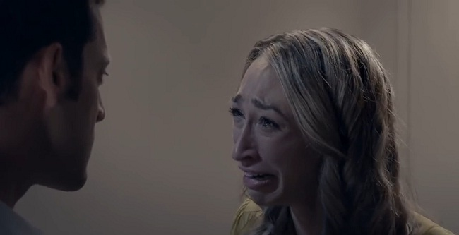 Разговор Зака и Меган в конце фильма