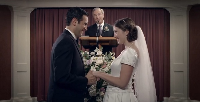 Свадьба Джона и Элизабет_2
