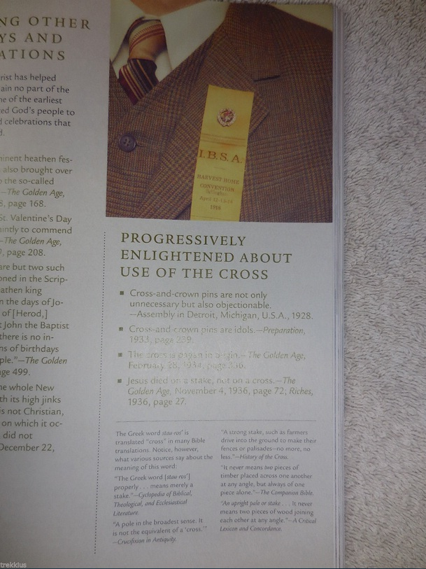 Фото значка из с изображением из книги Царство бога правит_2