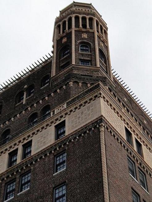 Отель Тауэрс в районе Бруклин Хайтс_3
