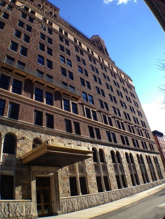 Отель Тауэрс в районе Бруклин Хайтс_4