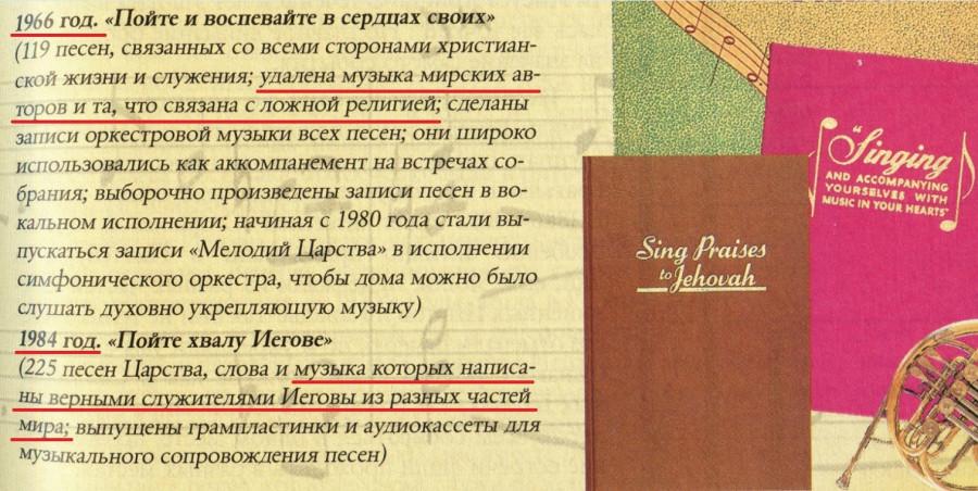 Из книги Свидетели Иеговы - возвещатели царства бога стр.241 (с подчеркиванием)