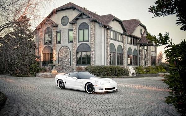 Дом, машина