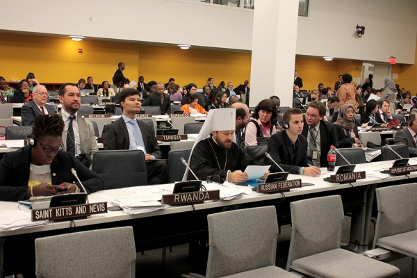 РПЦ - доклад в ООН