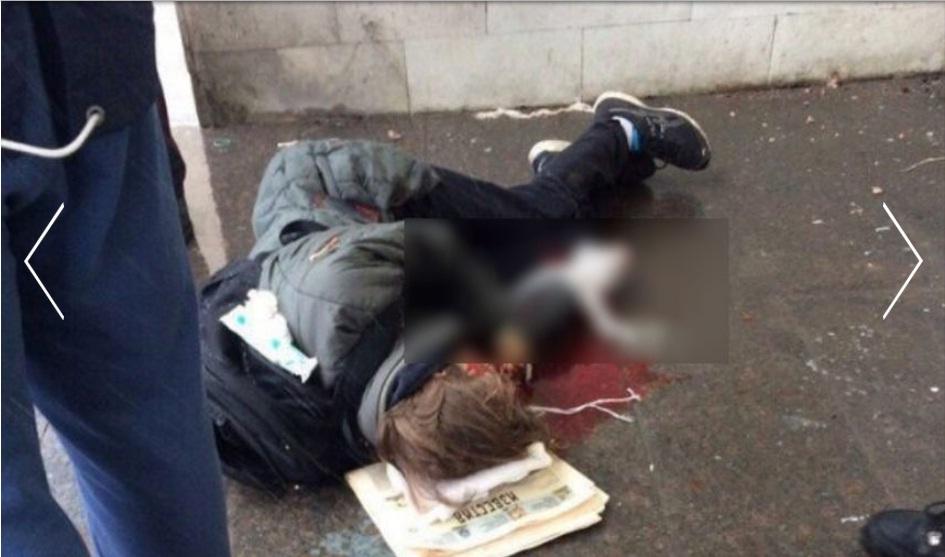 Взрыв в СПб 13.04.2017