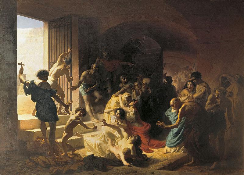 800px-Konstantin_Flavitsky_-_Christian_Martyrs_in_Colosseum