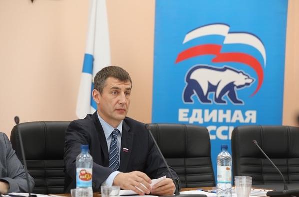 Александр Дятлов и ЕР