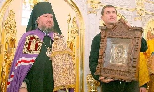 Александр Дятлов и РПЦ