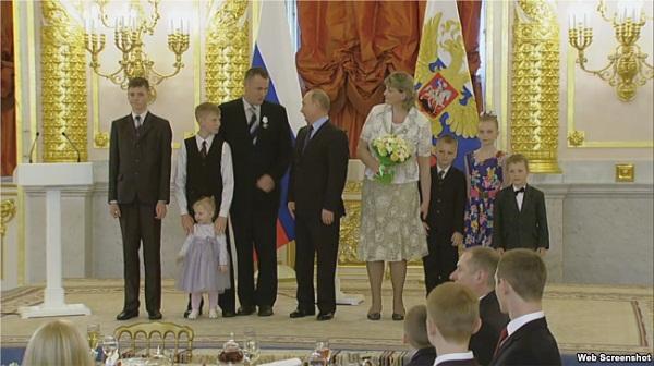 Награждение семьи СИ в Кремле_2