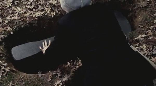 Кадр из фильма Отлучение (про амишей)