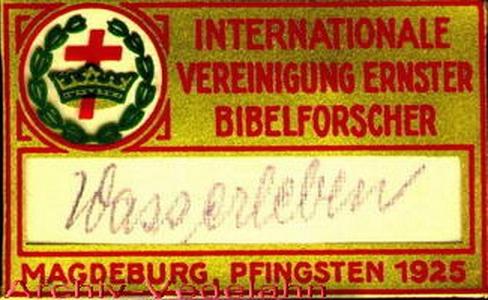 12_Бейджик-плакетка_1925 Магдебург