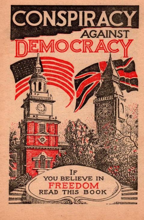 18_Заговор против демократии 1940 (обложка)