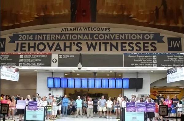 Конгресс в Атланте (США) 2014