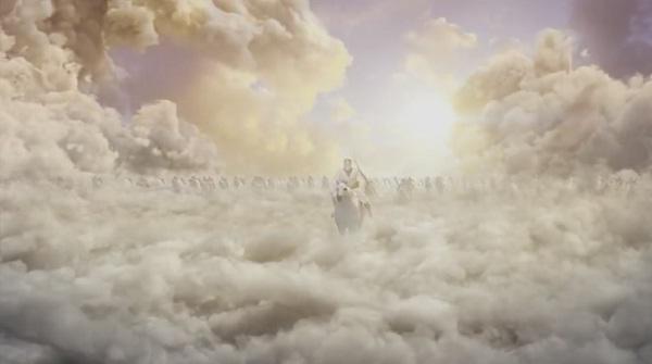 Иисус в ролике ОСБ на конгрессе 2018 года